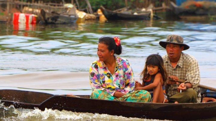 В Камбодже восемь человек выпили воды из реки и умерли