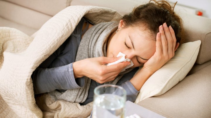 Экспериментальное лекарство успешно справляется с простудой