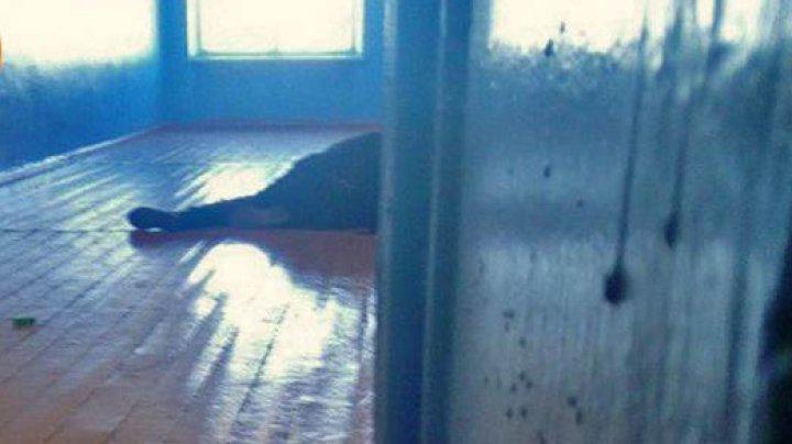 Первое фото с места стрельбы в колледже в Новосибирской области (18+)