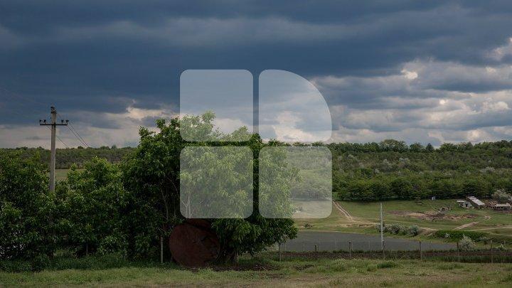 В Молдове ожидаются кратковременные дожди