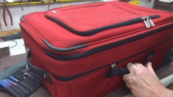 Под Москвой в реке нашли чемодан с покойником