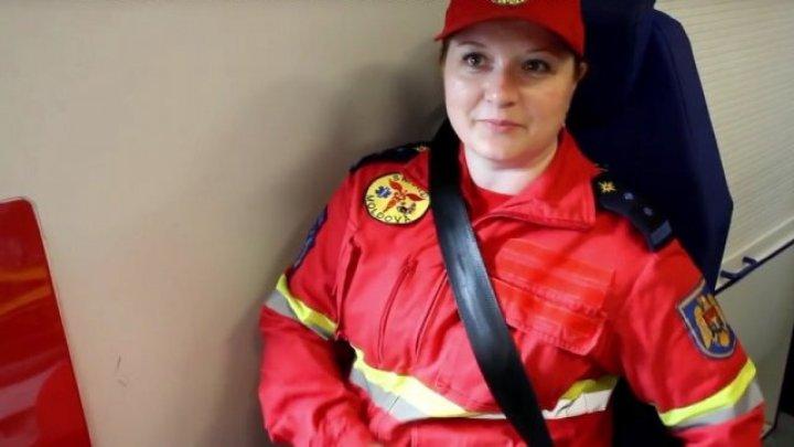 Пожарные, спасатели и SMURD ответили на призыв спикера Андриана Канду пристегивать ремень безопасности