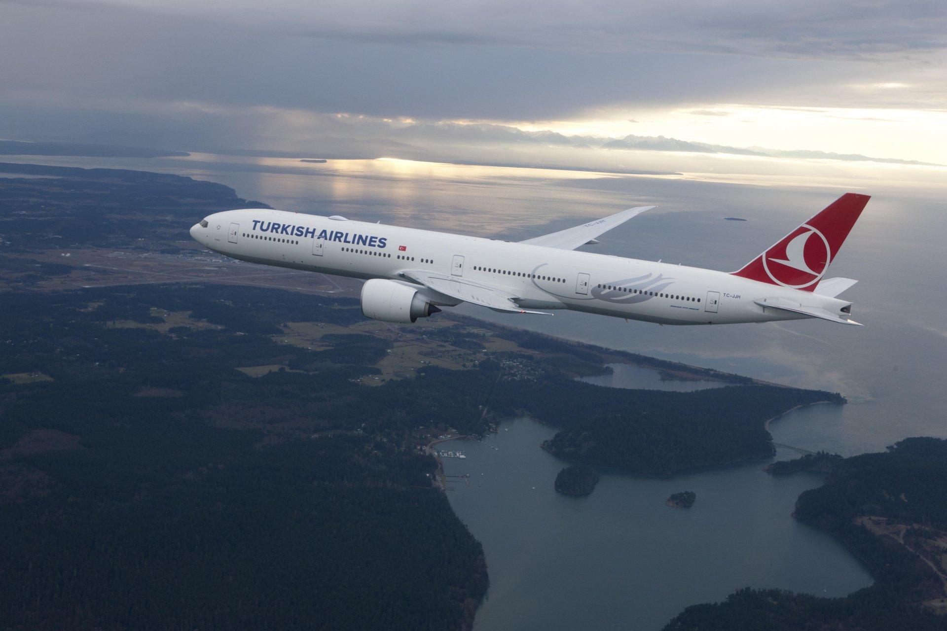 картинки самолеты турецкие авиалинии окружного бюджета