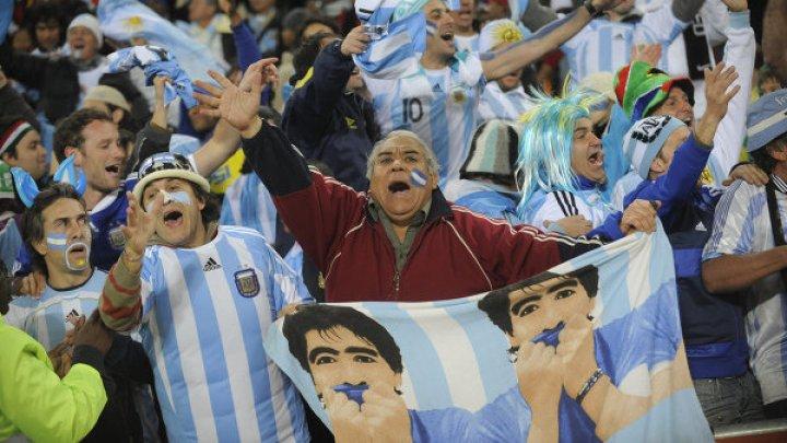 Аргентинского болельщика наказали за оскорбление россиянки
