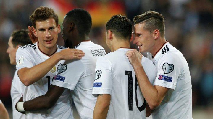 Сборная Германии извинилась перед командой Швеции за поведение после матча