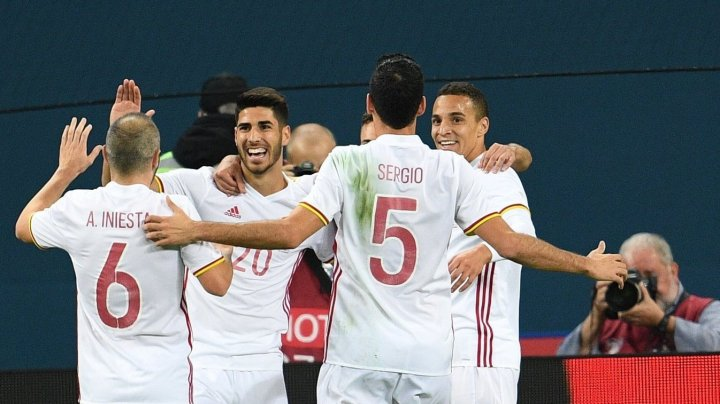 Сборные Португалии и Испании сыграли вничью на чемпионате мира
