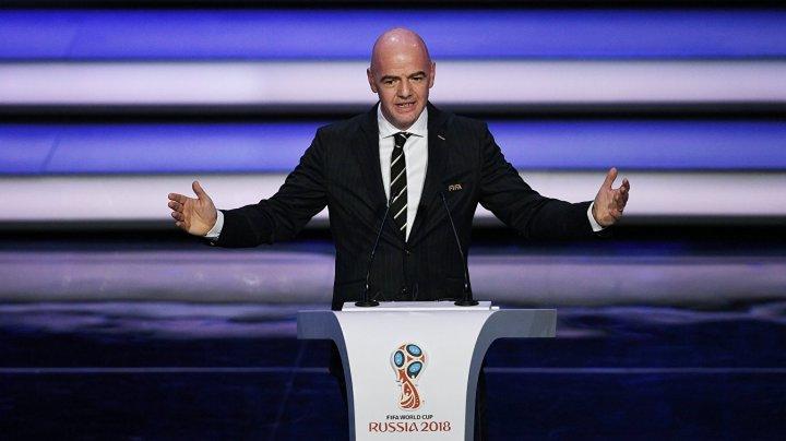 Чемпионат мира 2026 года пройдет сразу в трех странах