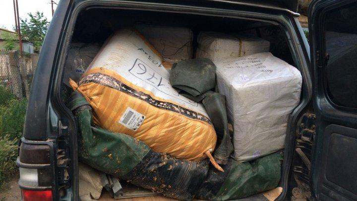 На границе с Молдовой конфисковали контрабанды почти на миллион леев (фото)