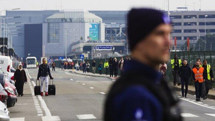 В аэропорту Брюсселя обезвредили снаряд времён Второй мировой войны
