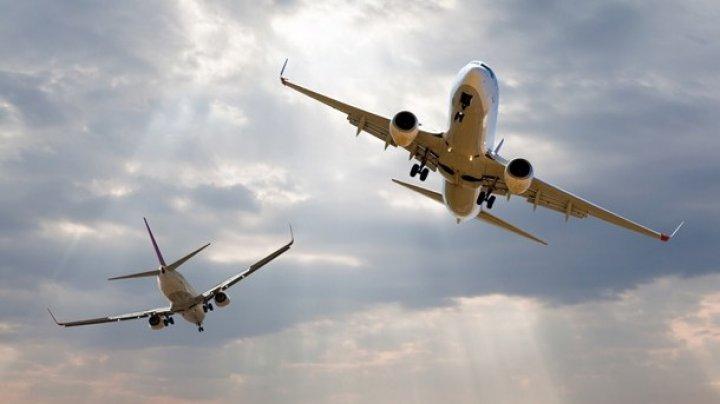 Два самолета избежали столкновения над Москвой