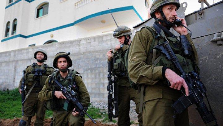 Израильская авиация предотвратила пожар в секторе Газа