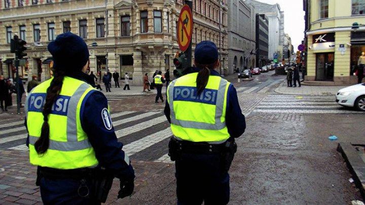 В центре Хельсинки произошла стрельба