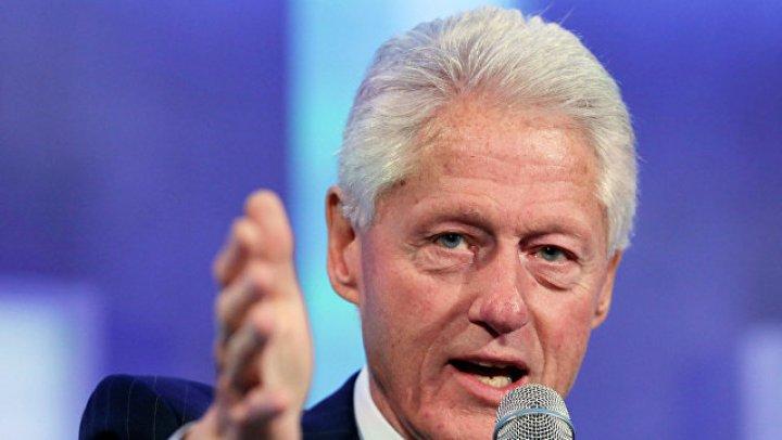 Экс-президент США Клинтон выпустил остросюжетный роман