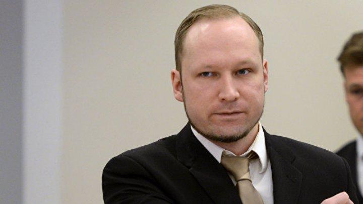 ЕСПЧ отклонил жалобу убившего 77 человек Брейвика на условия содержания в тюрьме