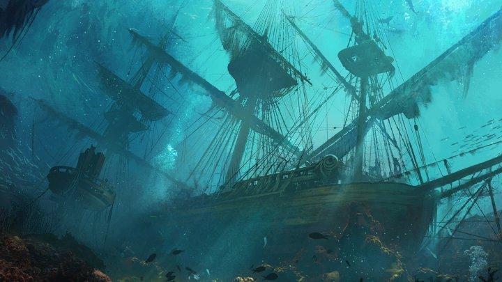"""В Британии обнаружены новые останки корабля """"Президент"""", затонувшего в XVII веке"""