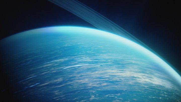 Уфолог обнаружил секретную базу инопланетян на спутнике Нептуна