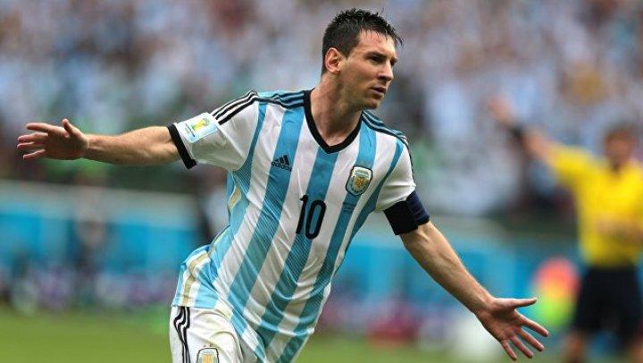 Сборная Аргентины проиграла Хорватии 0:3