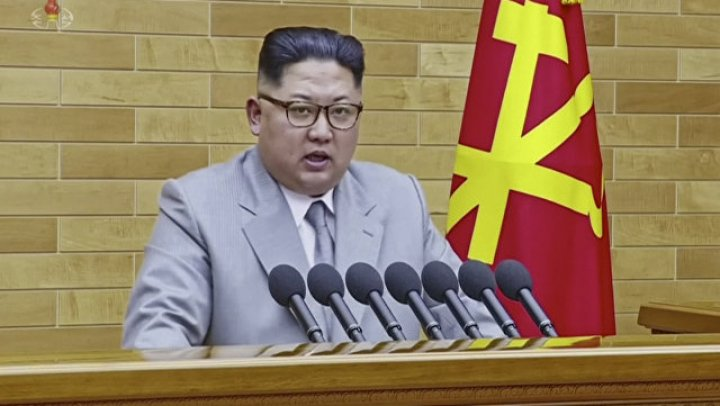 Ким Чен Ын пообещал поддерживать мир и стабильность в мире и регионе