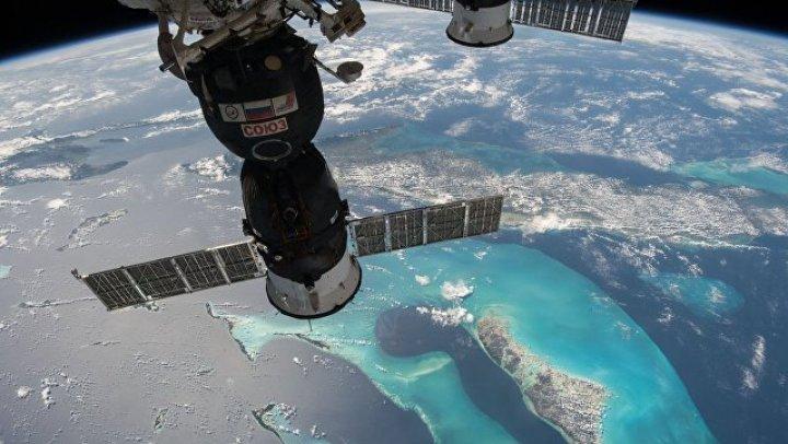 Американские астронавты вышли в открытый космос с МКС