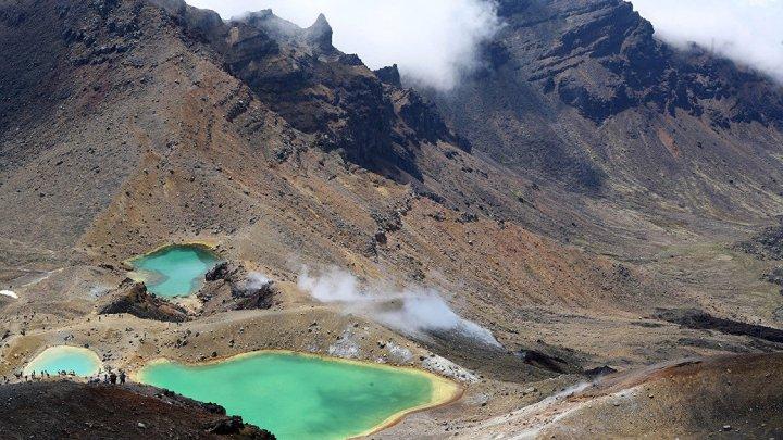 Туристка упала со стометровой горы и выжила