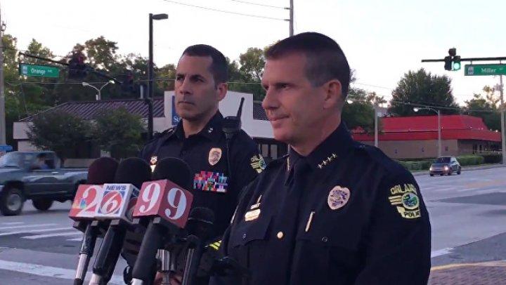 Житель Флориды взял четырех детей в заложники