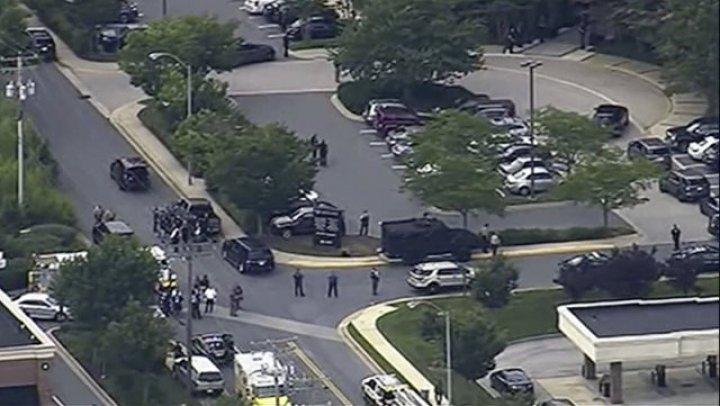Мужчина расстрелял редакцию газеты в Мэриленде: пять человек погибли