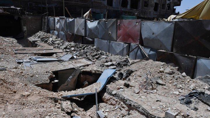 Две израильские ракеты упали у аэропорта Дамаска