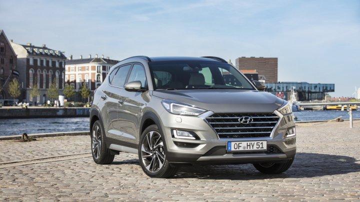 Hyundai Tucson получил гибридный мотор