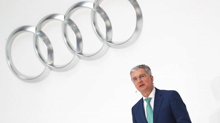 Глава концерна Audi отправлен под арест
