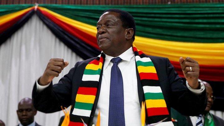 На президента Зимбабве совершено покушение