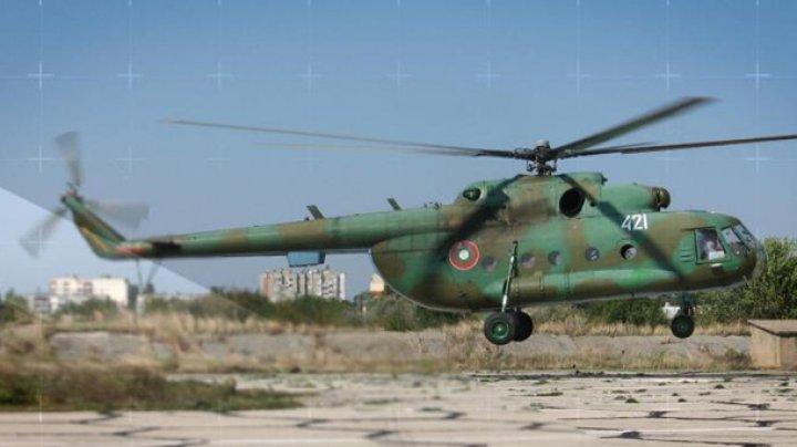 В Болгарии разбился военный вертолет: есть жертвы