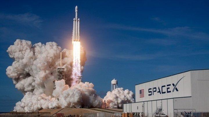 Космический корабль SpaceX испытают в Огайо