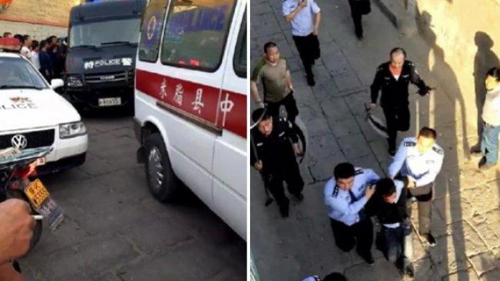 В Китае мужчина напал на школьников с ножом: погибли 7 детей (видео)