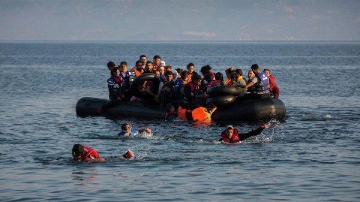 Итальянские суда проигнорировали несколько сигналов SOS от тонущих мигрантов