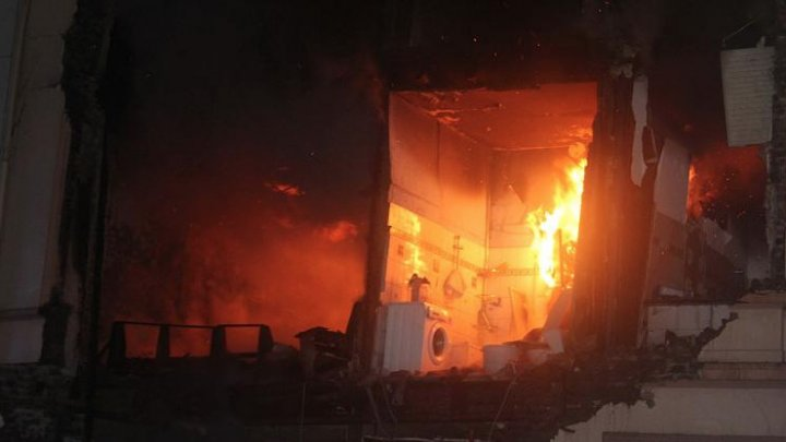 Число пострадавших при взрыве в жилом доме в Германии возросло до 25 человек