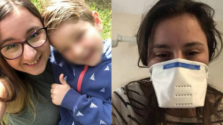 28-летняя мать троих детей стала инвалидом после укуса клеща