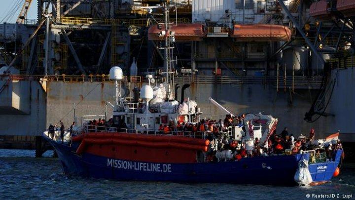 Судно с беженцами Lifeline будет конфисковано