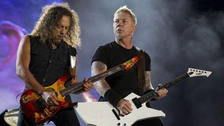 Metallica перечислила премию Polar на благотворительность