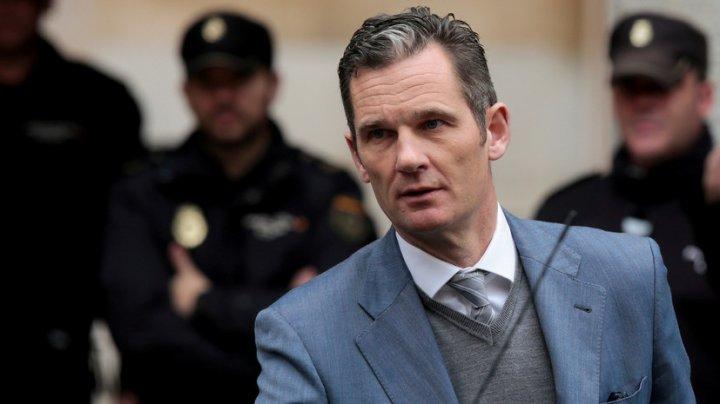 Приговоренный к тюрьме зять короля Испании не будет просить о помиловании