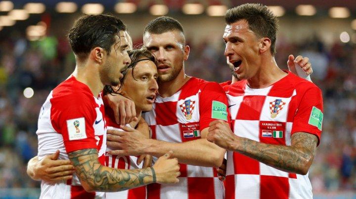 Сборная Хорватии обыграла Нигерию со счетом 2:0