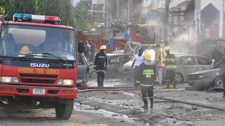 Жертвами взрывов в Нигерии стали более 30 человек