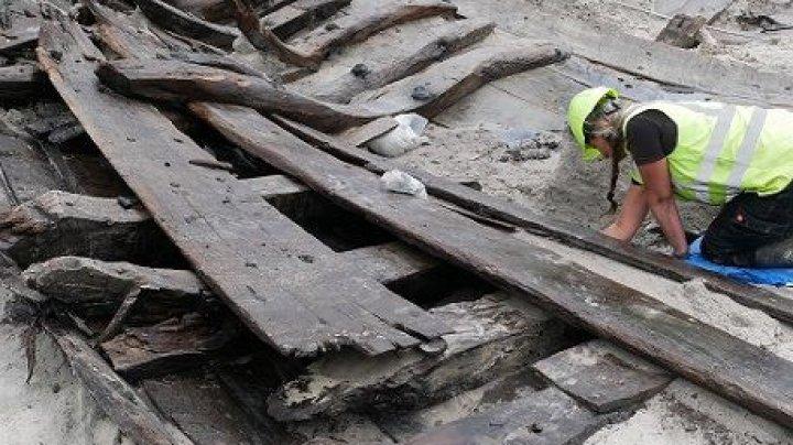 В Дании обнаружен корабль возрастом 500 лет