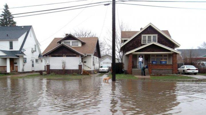 В штате Мичиган объявлен режим стихийного бедствия