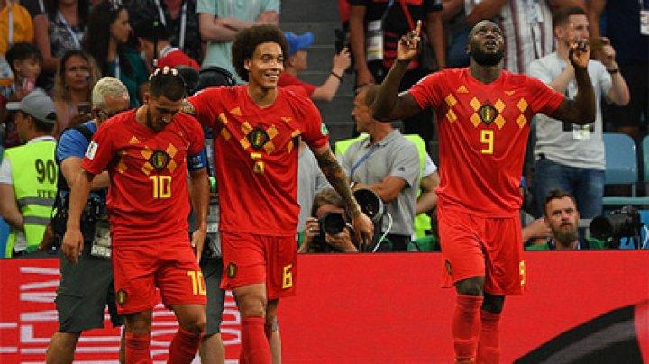 Сборная Бельгии разгромила Панаму на чемпионате мира