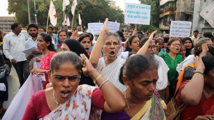 Названы самые опасные страны для женщин