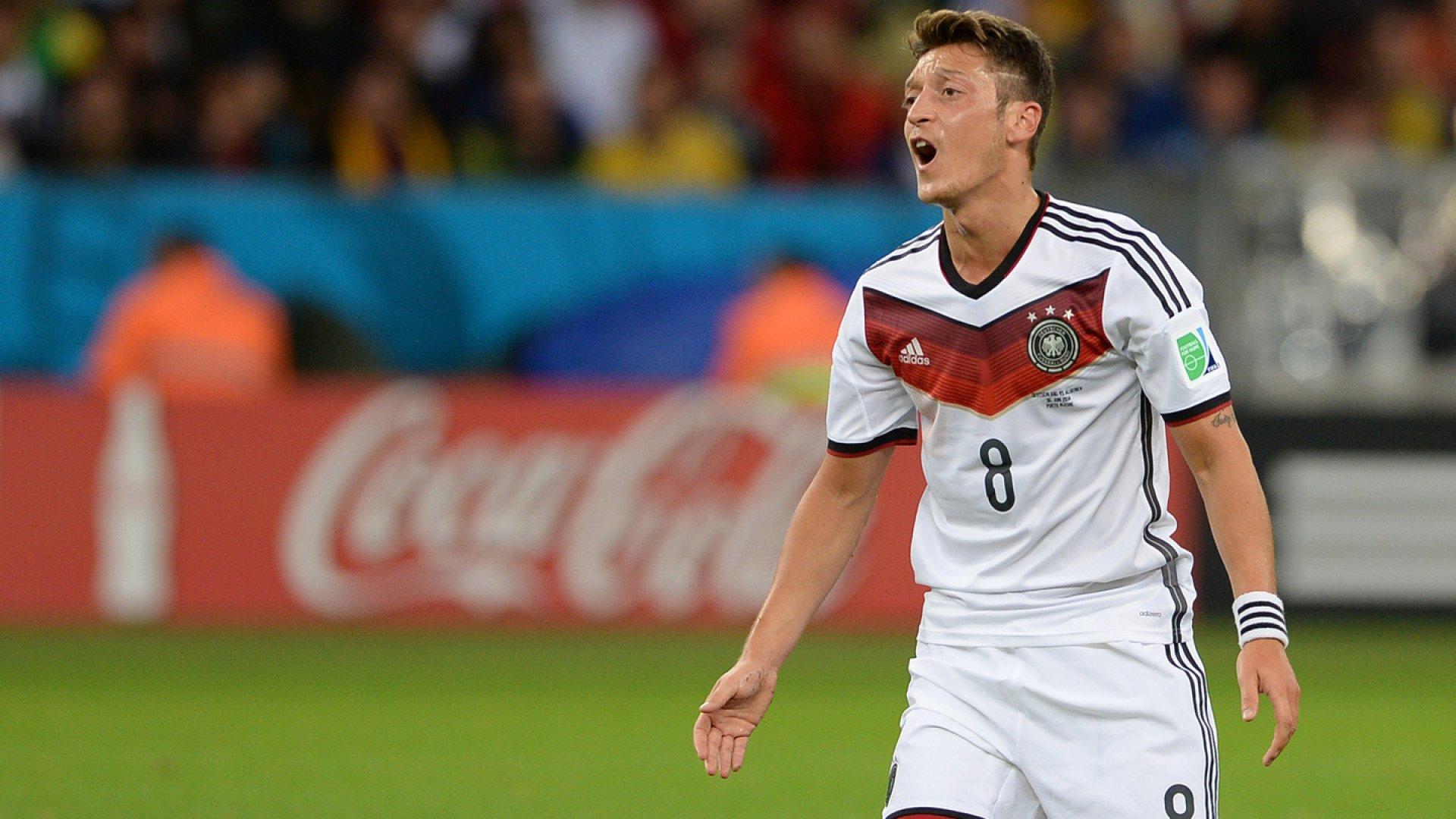 Немецкий футболист фото
