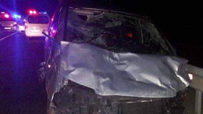 Появились новые подробности аварии в Леушенах, в которой погибли трое детей