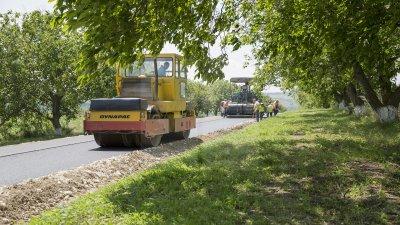 """""""Хорошие дороги для Молдовы"""": отремонтировано уже 313 километров дорог"""