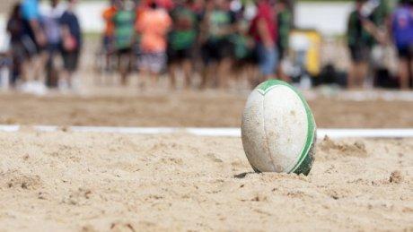 Молдова готовится принять первый этап чемпионата Европы по пляжному регби 2021 года