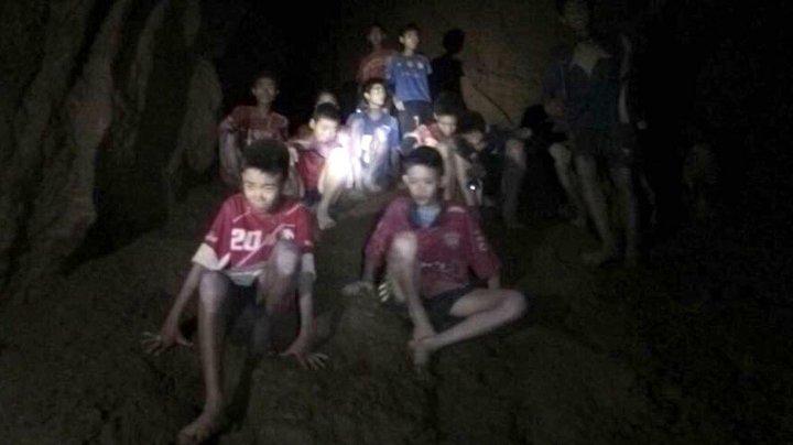 Сразу шесть студий хотят снять фильм о спасении детей из пещеры в Таиланде